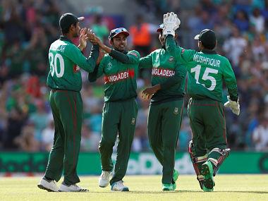 ICC Cricket World Cup - South Africa v Bangladesh