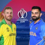 India vs Australia World Cup 2019