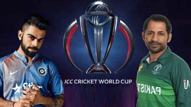 India vs Pakistan World Cup 2019