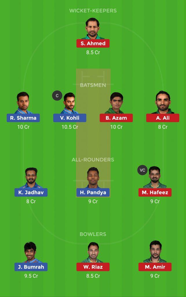 Small League Team India vs Pakistan