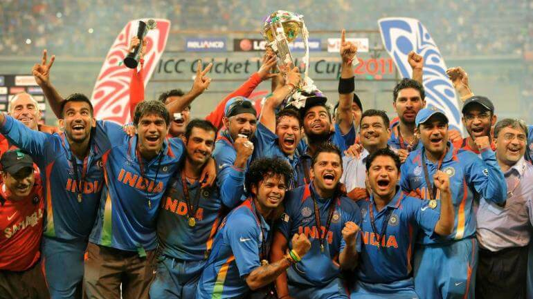India wins World Cup 2011