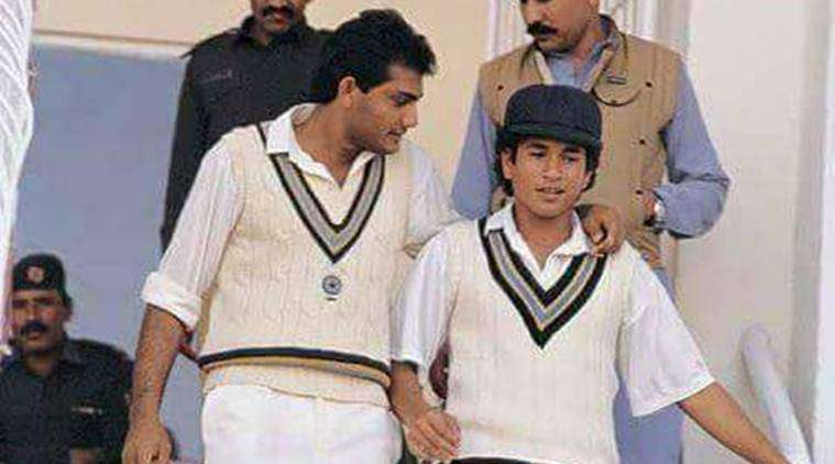 Sachin Tendulkar Playing for Pakistan