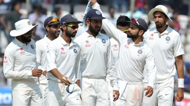 India vs South Africa 3rd Test 2019