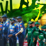 Pakistan vs Sri Lanka 1st T20I