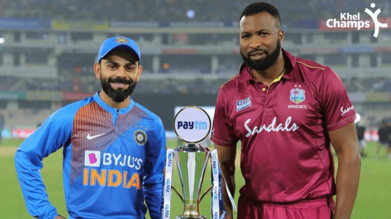 IND vs WI 3rd ODI 2019