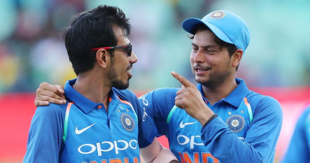 Kuldeep and Chahal - Crickclassics