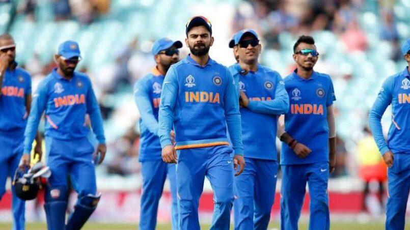 Team India T20 WC 2020
