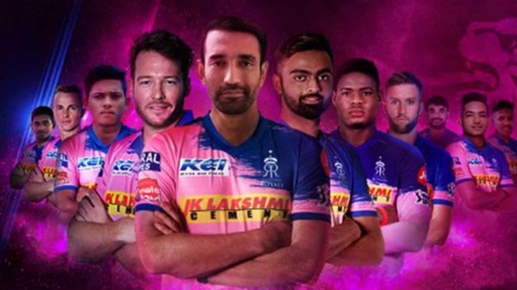 RR Squad IPL 2020