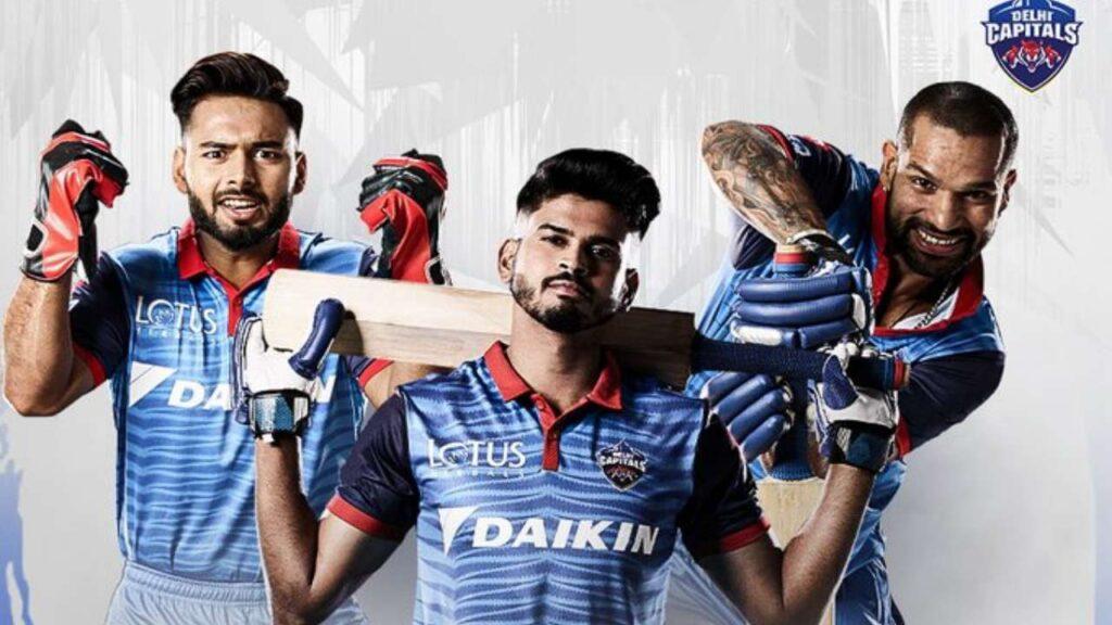 DC Squad IPL 2020