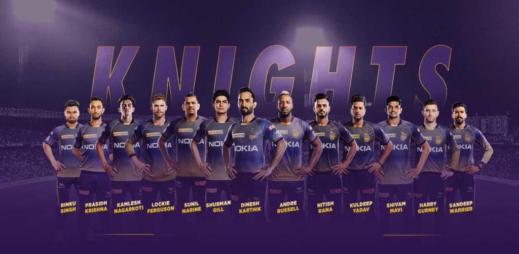 KKR Squad IPL 2020