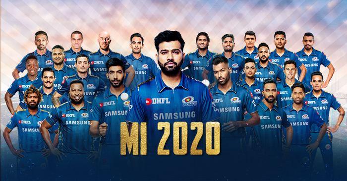 MI Squad IPL 2020
