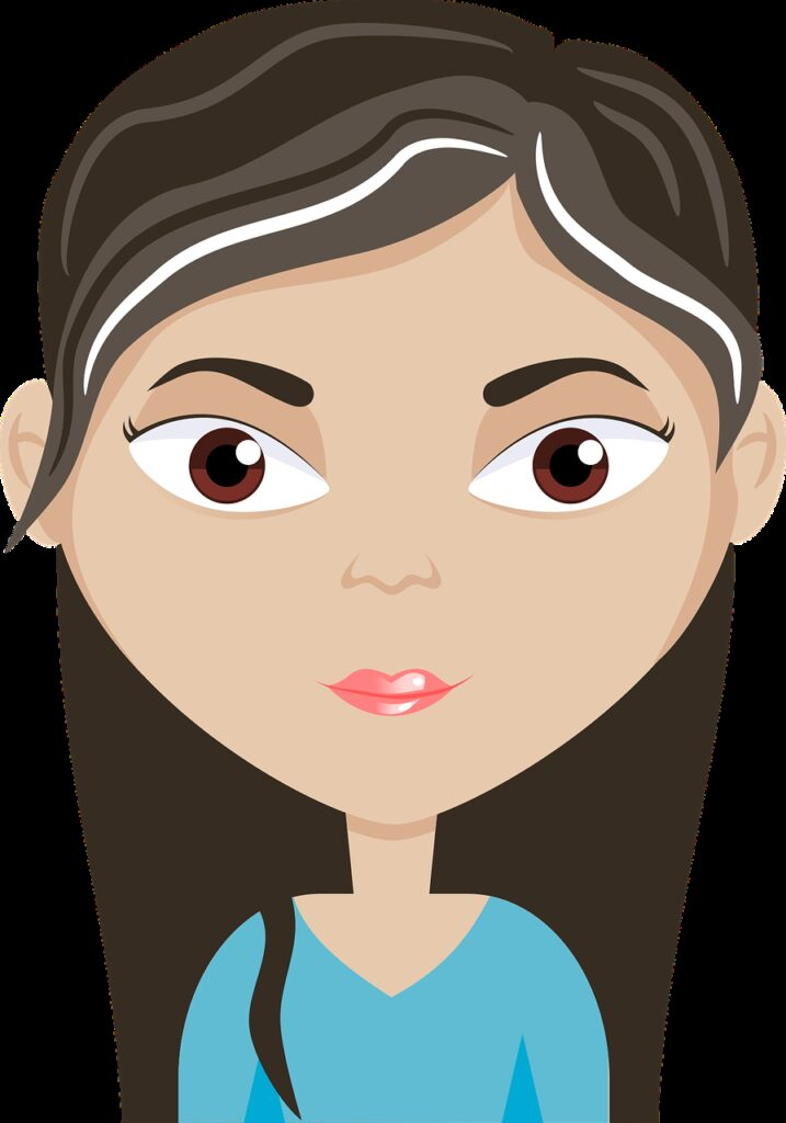 avatar, cartoon, eyes