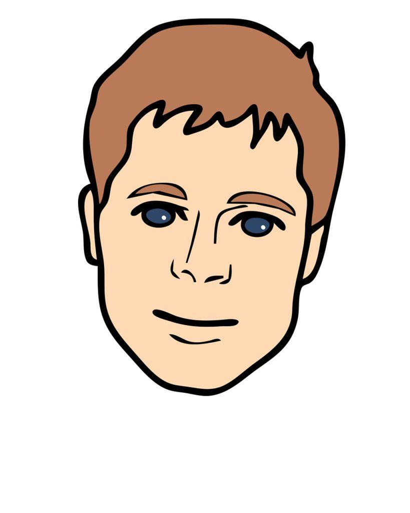 avatar, face, handsome