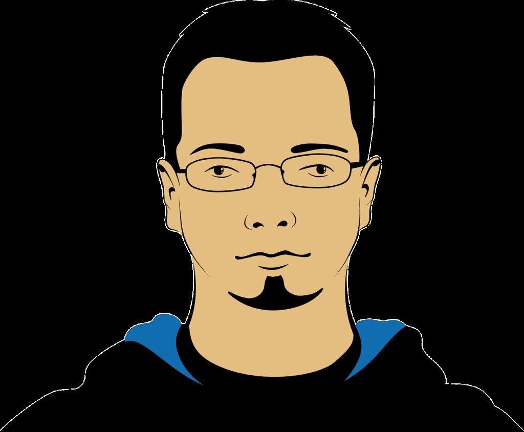 man, person, avatar