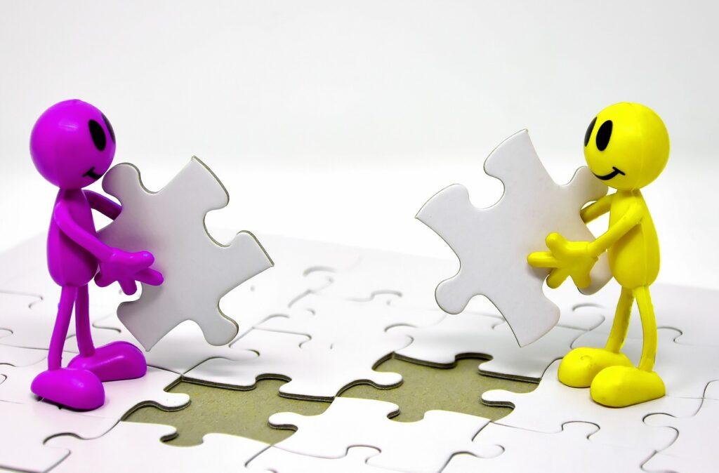 teamwork, together, objectives