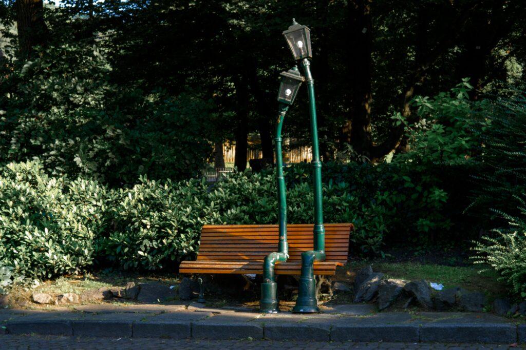 Parco del Valentino - City park Turin