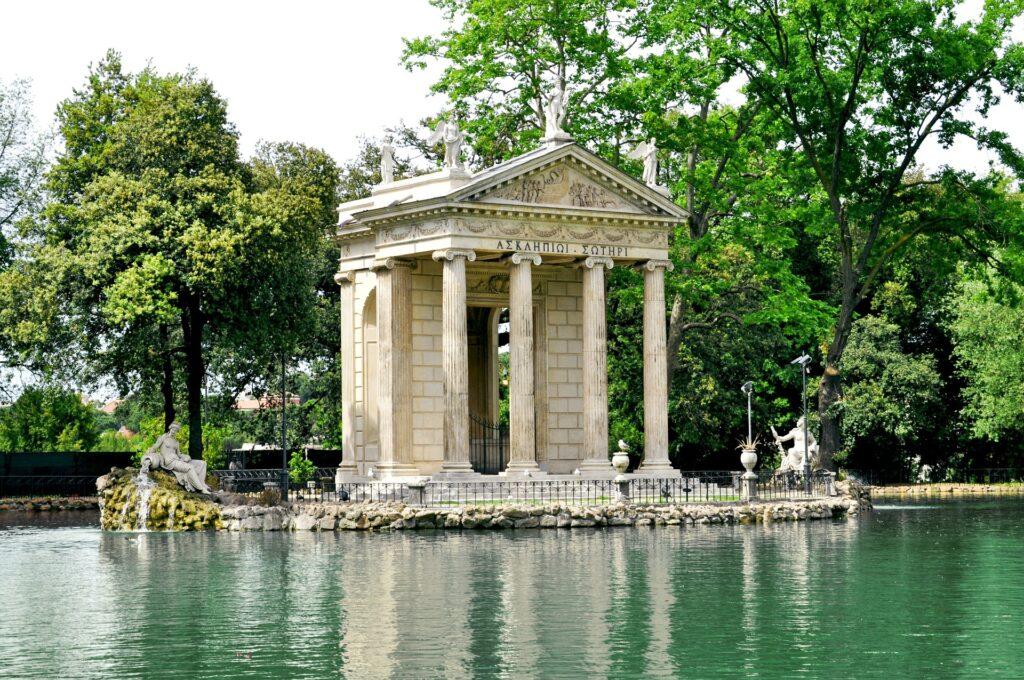 Villa Boghese - City park Rome