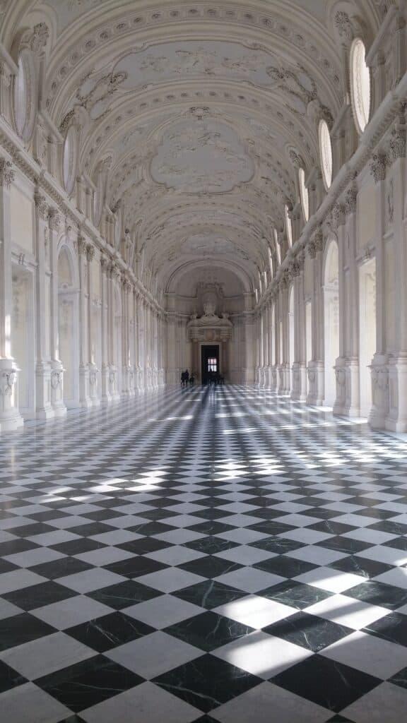 Reggia di Venaria discovery of Turin