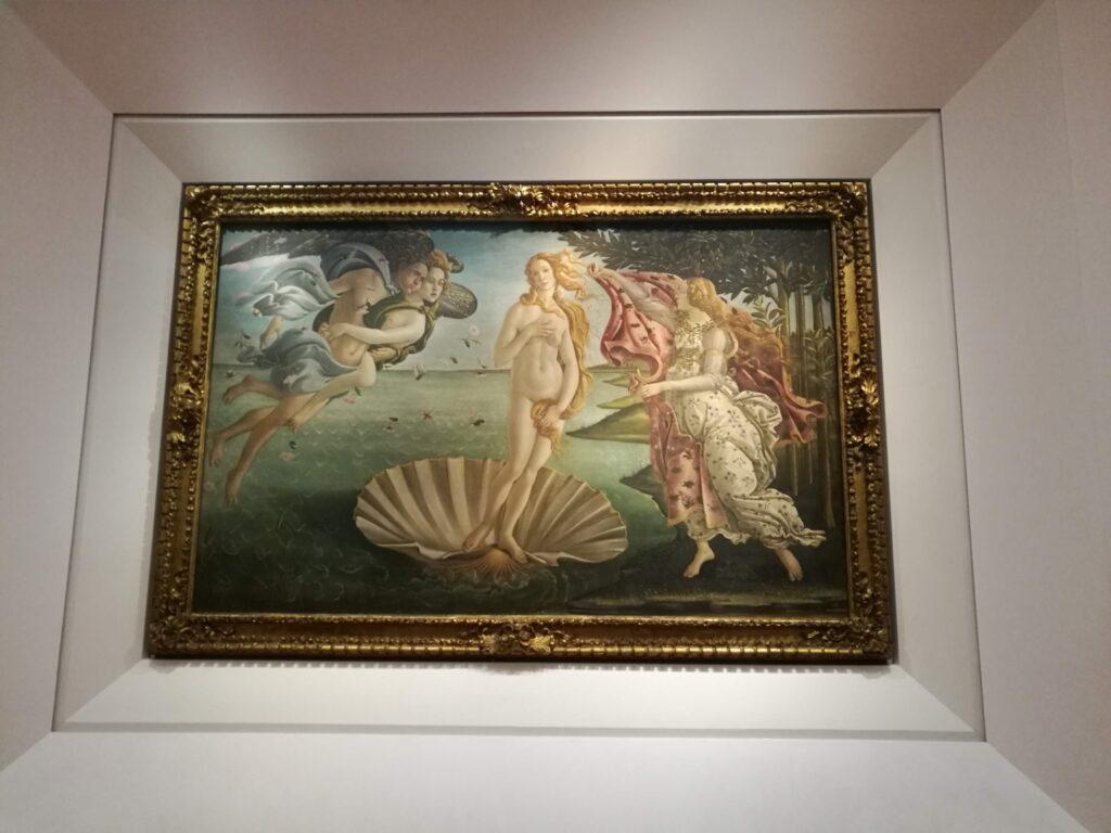 Venere di Botticelli @Eleonora Zanon
