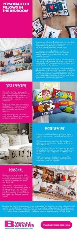 personalised pillow printing