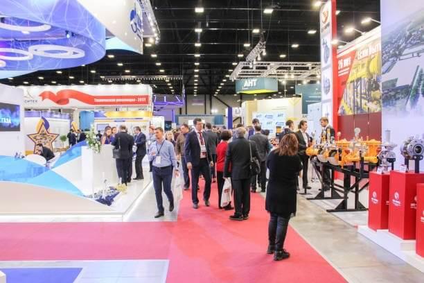 display stand expo