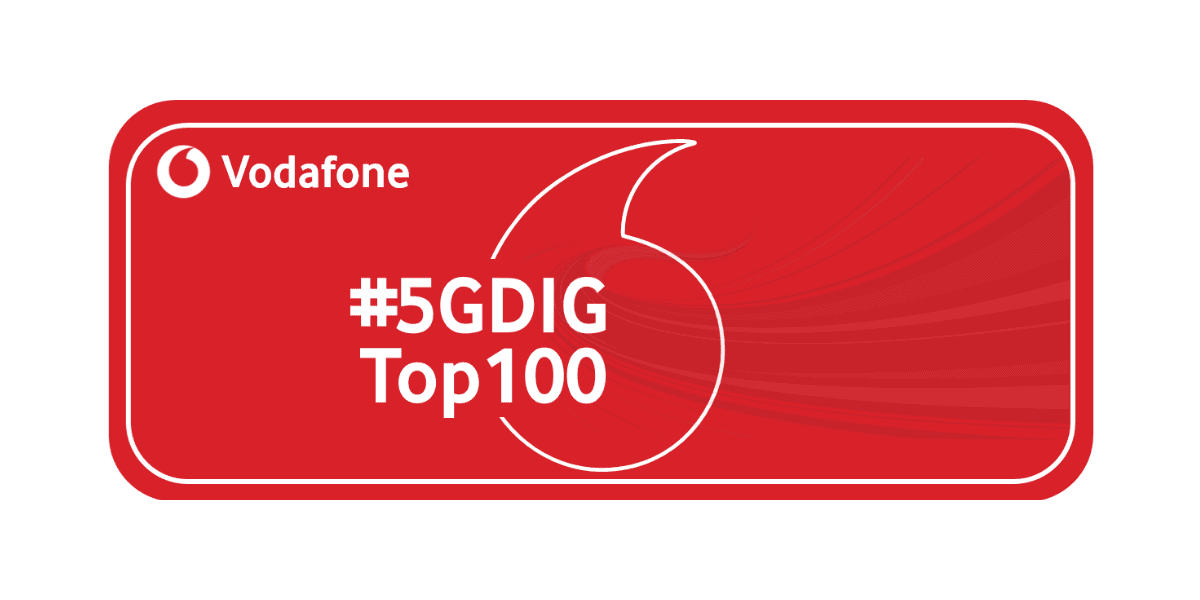 Polystream listed in Vodafone's 5G Dig Top 20