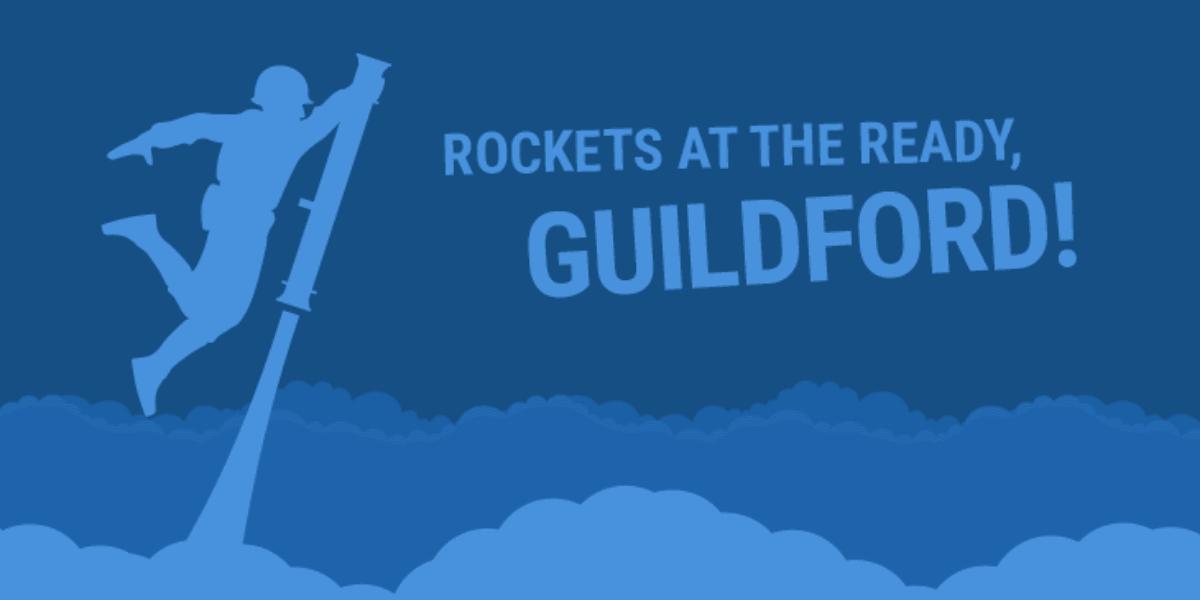 Rocket Jump Event