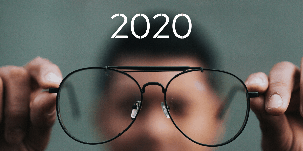 20/20 Vision (sorry, we couldn't help ourselves)