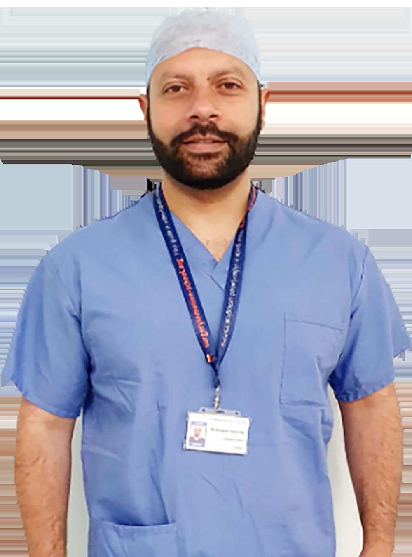 Circumcision Arab doctor