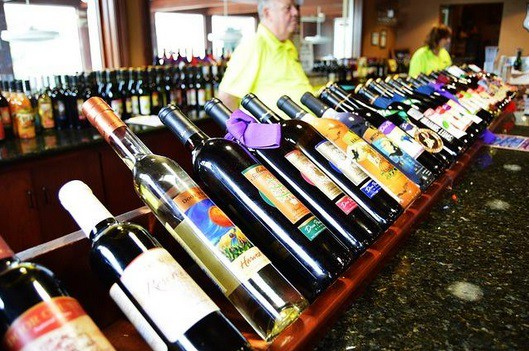 cata de vinos tacadevi