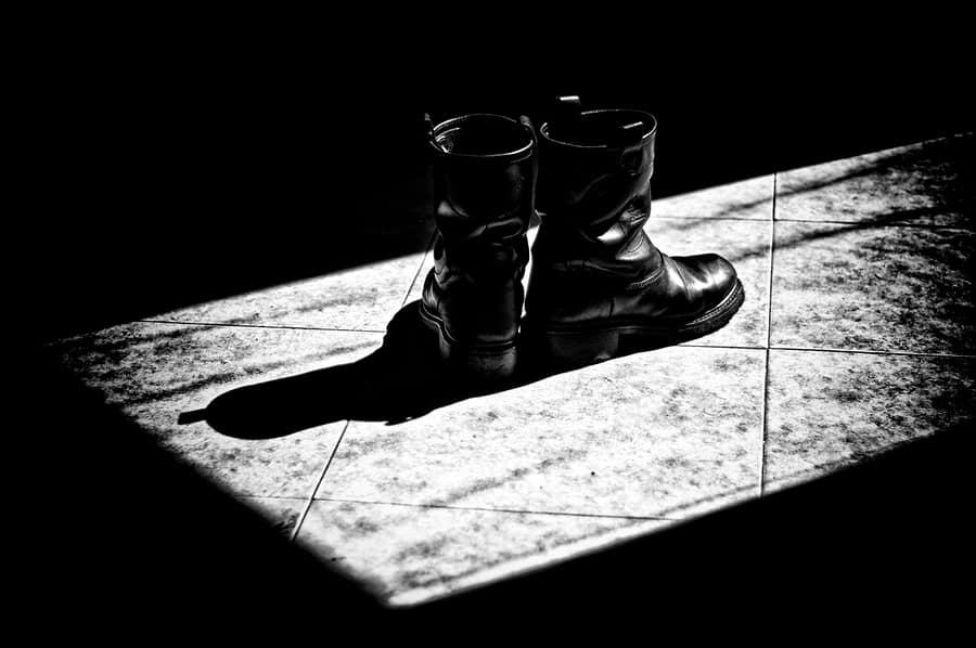 botas moteras corbetos