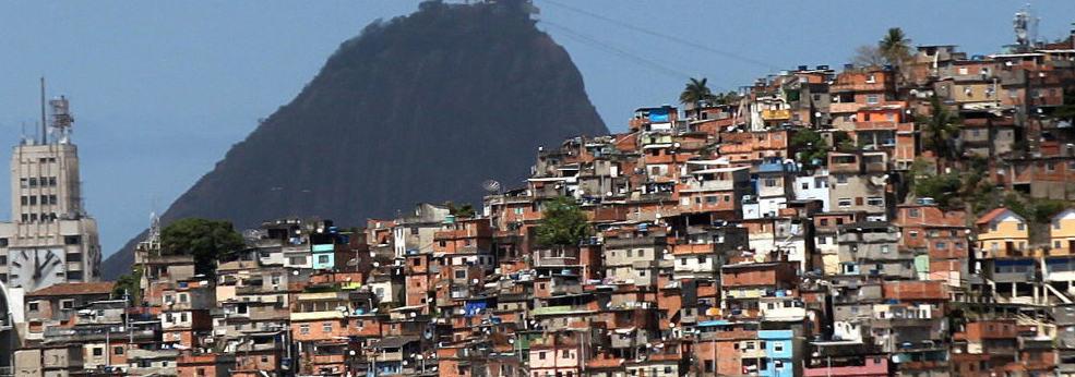 favelas de rio de janeiro