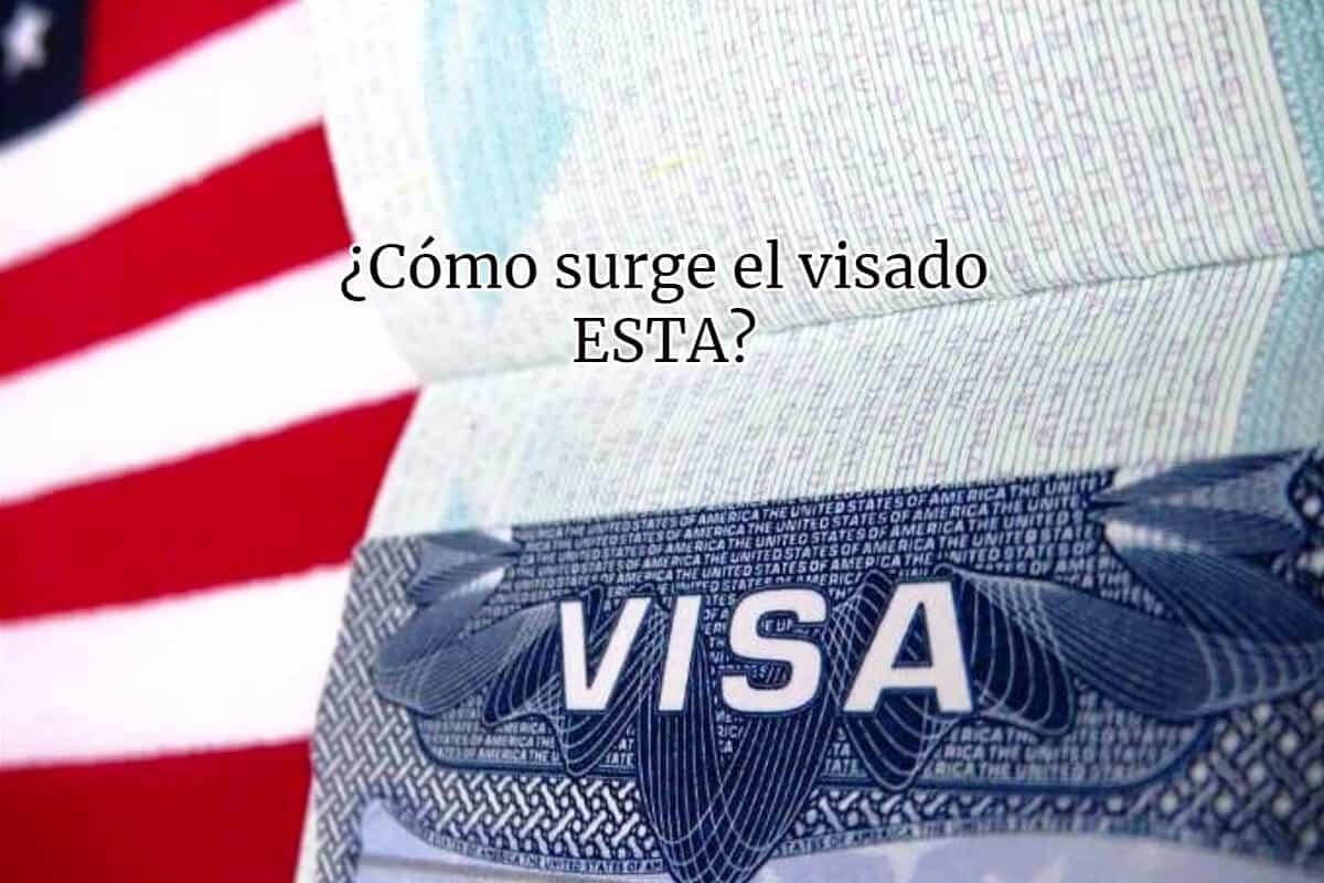 visa ESTA viaje a Estados Unidos