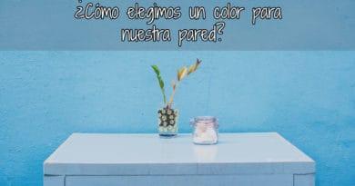 elegir color pared