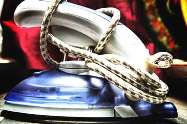 plancha con cable largo