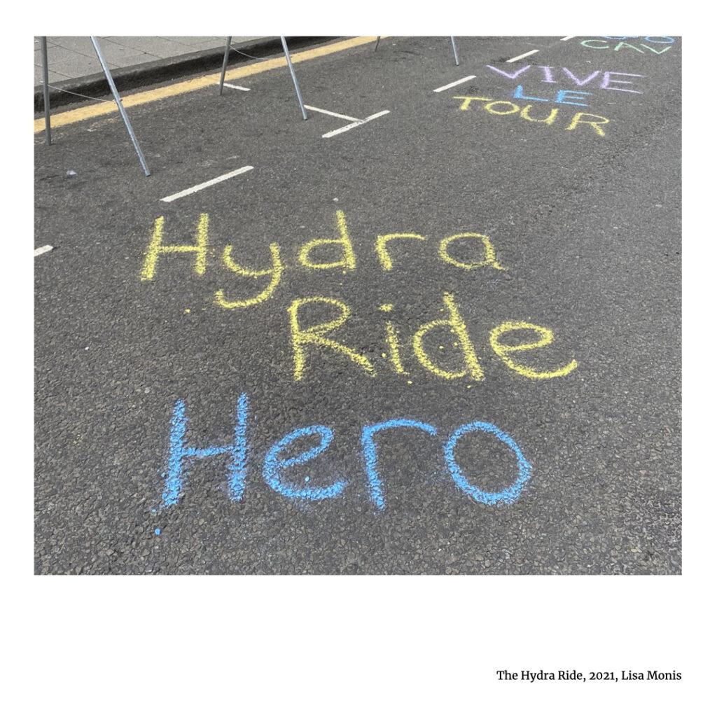 The Hydra Ride, Swindon, 11th July 2021