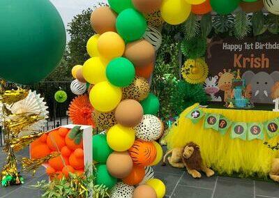 Balloon Arch Eventastic