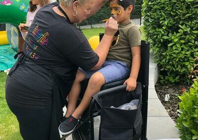 Eventastic Face Painting