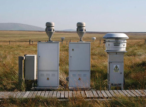Ambient Air Quality monitoring guidelines