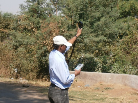 Air quality monitoring - Wind Velocity