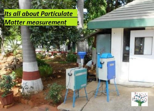It's all about Particulate Matter Measurement (PM10, PM2.5)