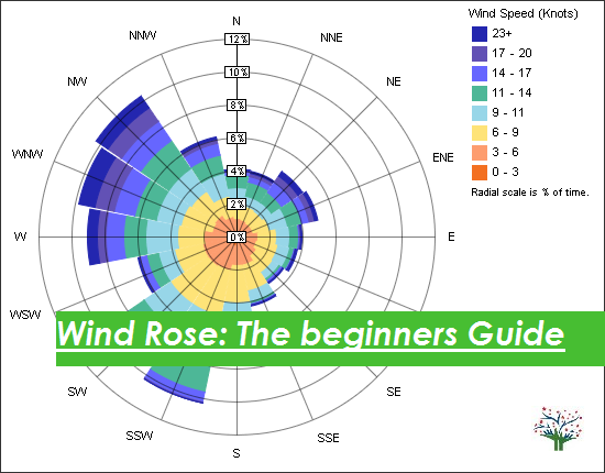 Wind Rose Speed distribution