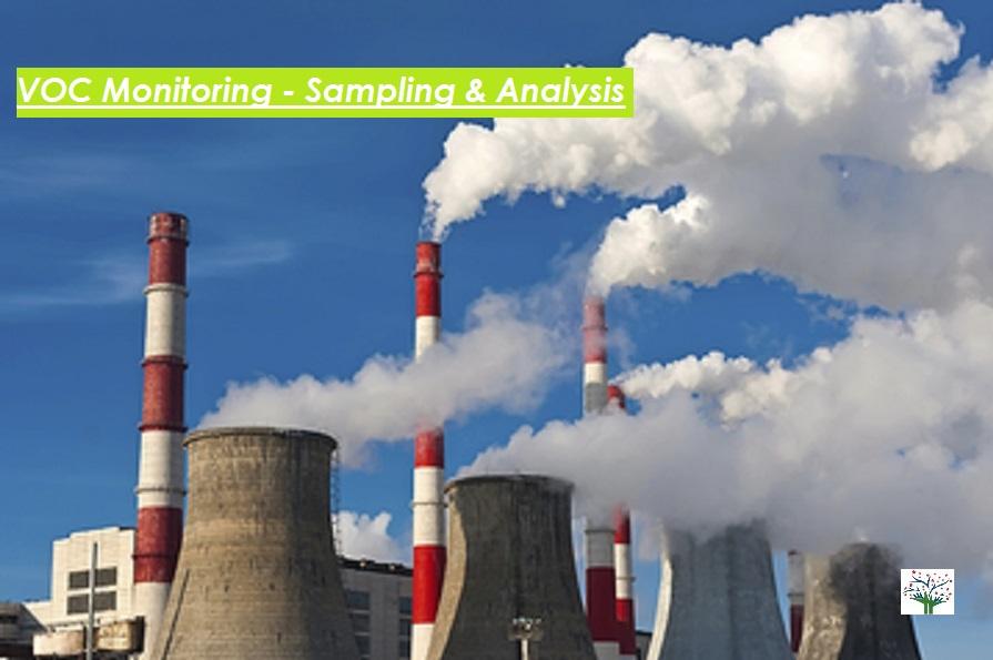 VOC Monitoring & Testing: Benefits of Sampling & Analysis