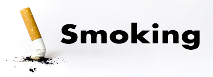 Indoor air pollution - Smoking