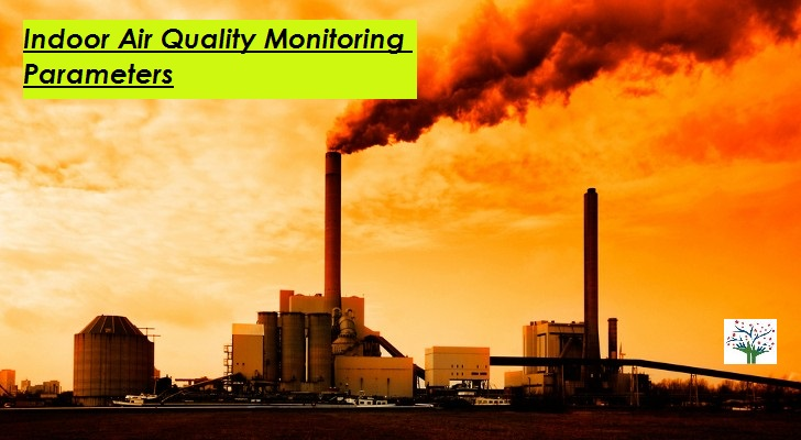 Indoor Air Quality Monitoring Parameters