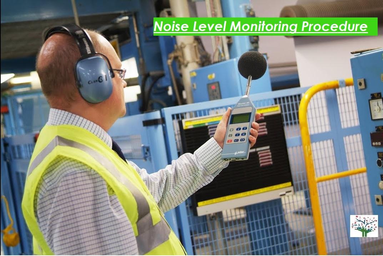 Noise Level Measurement Procedure