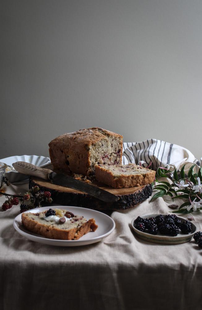 blackberry almnd cake with jasmin honey-1-16