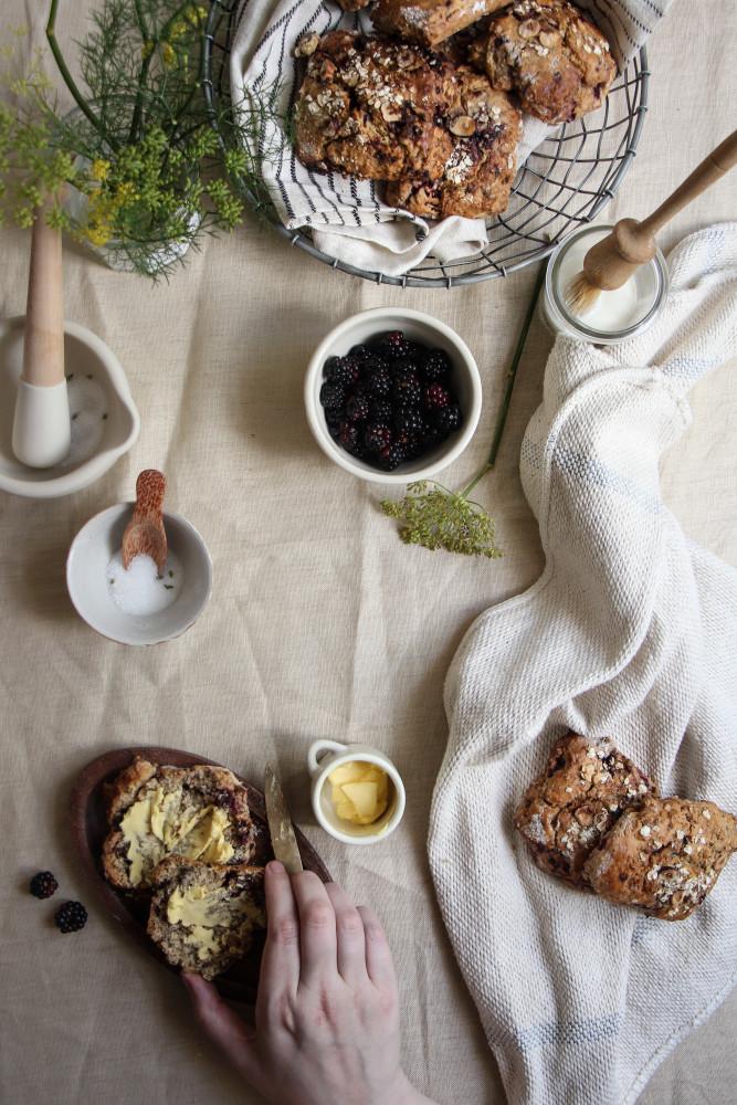 blackberry ginger scones with fennel sugar-1-31