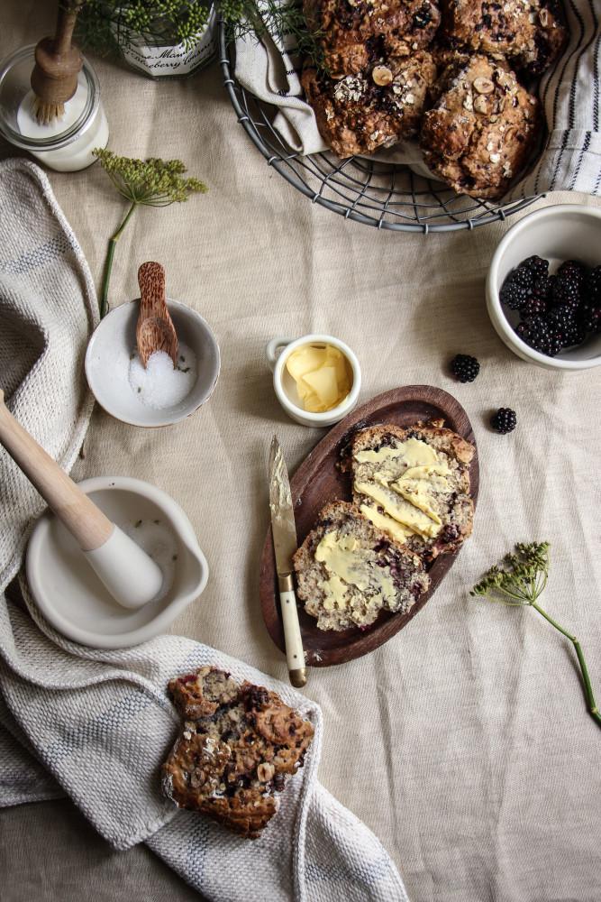 blackberry ginger scones with fennel sugar-1-37