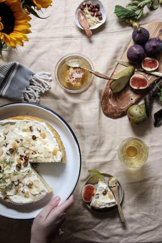 cypriot semolina pudding cake-1-4